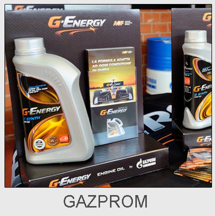 Gazprom lubrificanti per Lucca Massa Pisa e Pistoia