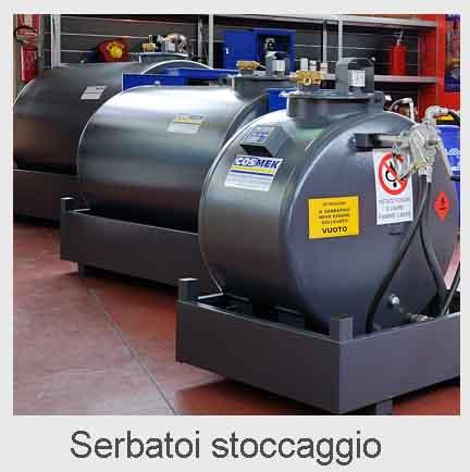 Serbatoi di stoccaggio olio e lubrificanti.  Ti aiutiamo a scegliere la migliore cisterna per le tue esigenze. Ci trovi a Guamo vicino Lucca